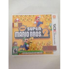 Jogo New Super Mario Bros 2