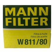 Filtro Aceite  W 811/80 (mann Filter)