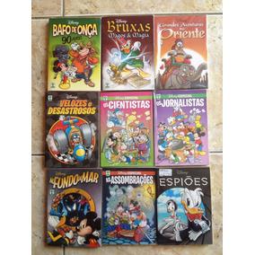 Disney Especial Temáticas - Novas - R$7,50 Cada - Consulte