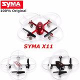 Drone Mini Syma X11 Hd Cuadricoptero Radio Control La Plata