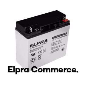 Bateria Elpra Vrla Gel-agm 12v 20ah/dc Ups-solar-eolica.