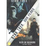 Dvd - Star Trek - Coleção 2 Filmes - J. J. Abrams - Lacrado