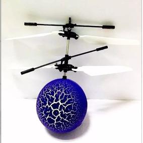 Bolinha Voadora Flying Ball Fly Bola Helicoptero Drone Kd63