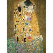 Rompecabezas 1000 Piezas El Beso De Gustav Klimt