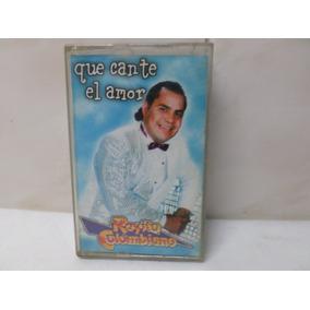 Rayito Colombiano Cassette Que Cante El Amor Leader 1999