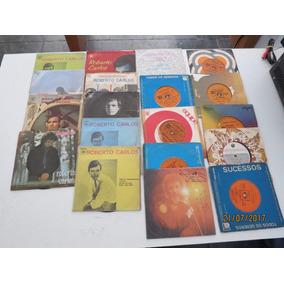Lps Raros E Antigos - Roberto Carlos - 19 Volumes Compactos