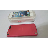 Ipod Touch 64gb Apple Pink (5th Generación)