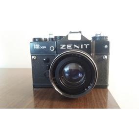 Camera Fotográfica Zenit Ttl Antiga