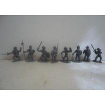 Set De Soldado Medieval Comic - Muñeco De Juguete Copia Marx