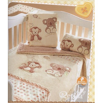 Cobertor Cunero Changuito Regina