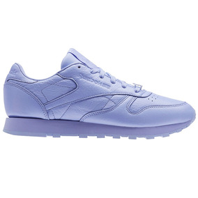 Tenis Atleticos Classic Melted Metals Mujer Reebok Bs7913
