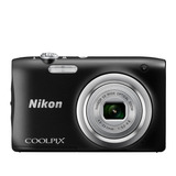 Cámara Nikon A100 20.1-mp Ccd 5x (16 X Zoom) L-vr, Hot Sale