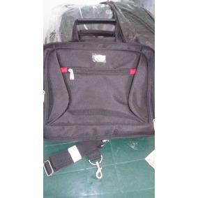 Maletin Bolso Porta Laptop Y Documentos De 15 16