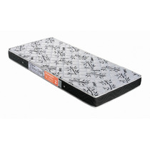 Colchão De Solteiro Ultra-flex Espuma D28 18cm - 88 X 188 Cm