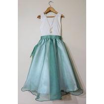 Vestido Gala, Talla 10