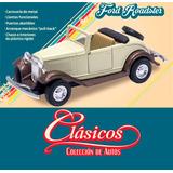 Colección De Autos Clásicos Milenio Ford Roadster Num 1