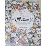Livro De Colorir A Million Cats