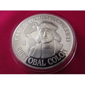 Moneda Casa De Moneda Legaria Cristobal Colon 500 Aniv