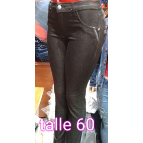 Jeans Talle 60 Especial
