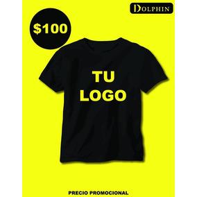 Remeras Estampada Con Tu Logo