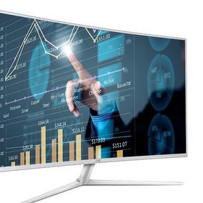 Monitor 40 Curvo Sirve Como Tv Aoc Led Hdmi Full Hd Febo