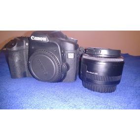 Máquina Fotográfica Canon 50d