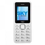 Celular Barato / Simples - Sky F1 Hyundai - Rádio Dual Chip