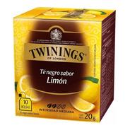 Té Twinings Limón