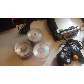 10 Unid Mini Dvd R Para Game Cube Assista O Vídeo