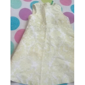Vestido Para Niña 2 Años De Bazar !!! Aproveche