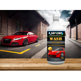 Produto Para Lavagem A Seco - Dry Limp Wash - 5 Litros