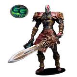 Kratos God Of War 2 Figura 18 Cm 100% Nueva / Sellada