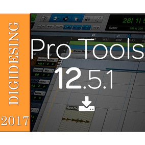 Pro Tools 12.5 Windows + 2 Video Tutoriales + Waves