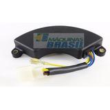 Avr Regulador De Voltagem Gerador 2.3kw - Mg-3000 Motomil