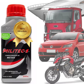 Militec-1 Original E Puro - Com Nf - Condicionador - 200ml