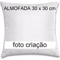 Kit 10 Capa Almofada Para Sublimação + 10 Enchimento 30x30