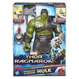 Marvel Thor Ragnarok Hulk Figura Electrónica
