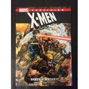Cómic, Marvel, Excelsior X-men Génesis Mutante Ovni Press