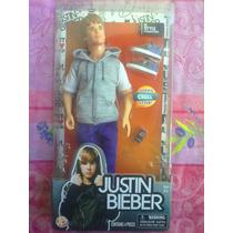 Muneco Justin Bieber En Concierto Modelo 3