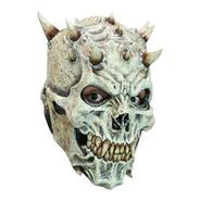 Máscara De Cráneo Con Púas. Monstruo, Criatura