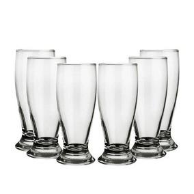 Conjunto 24 Copo Taça Vidro Tulipa Cerveja 300 Ml Munich