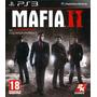 Mafia 2 Ps3 Digital   Tenelo Hoy Chokobo