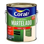 Tinta Esmalte Martelado Dupla Ação 1/4 900ml Verde Brasil