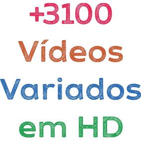 Pacote De Vídeos Variados (stock Videos) - 1