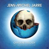 Jean Michel Jarre Oxygene Trilogy Boxset 3 Vinilos 3 Cd