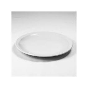Plato Playos 25 Cm Porcelana Tsuji Linea 450