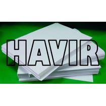 Papel Havir Transfer Sublimatico A3 Fundo Azul 500 Folhas
