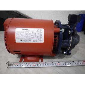 Bomba Para Agua De 1/4 Hp Motor Siemens Reforzado