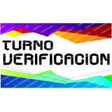 Turno Verificacion Policial Cordoba - Envio Gratis $