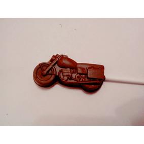 1,00 Cada- Lote 50 Pirulitos Chocolate Personalizado Atacado